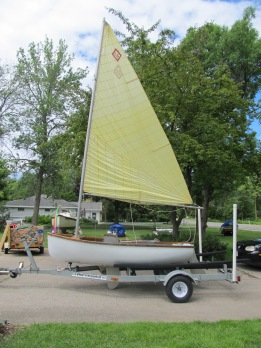 Sailing Dyer Dink 1 of 2--10 ft-1