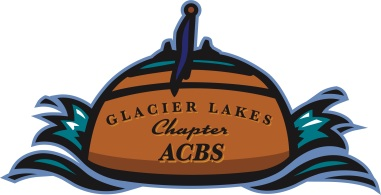 Glacier Lakes Chapter ACBS logo